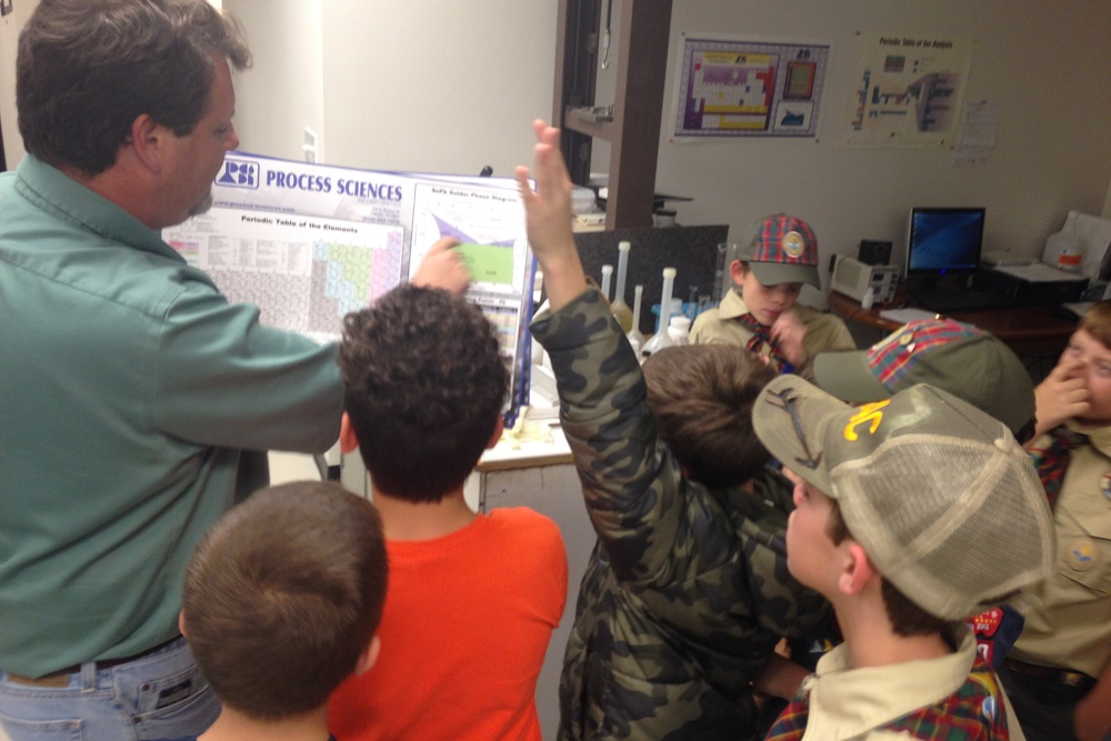 cub scouts science